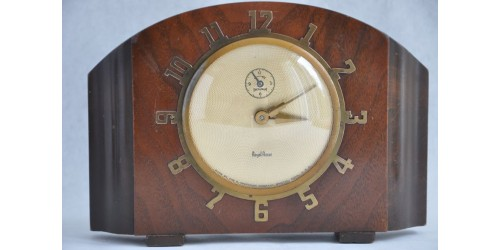 Royal Ascot Ingraham Company USA Art Deco Clock