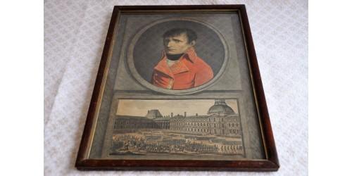 Portrait de Bonaparte Premier Consul 1803