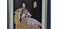 Page encadrée d'un magaszine Art déco de 1930