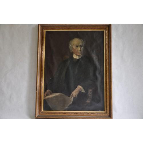 Portrait de Sir Wilfrid Laurier vers 1908