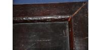 Plateau vitré ancien de marque Baetz Canada
