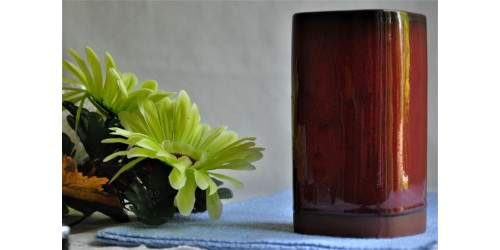 Vase design du grand céramiste Maurice Savoie