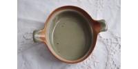 Casserole individuelle Sial ovale vert céladon