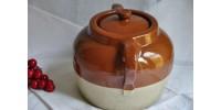Pot à fèves au lard Medicine Hat Potteries