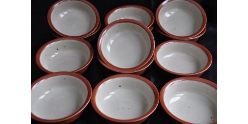 Bols à soupe/céréales en grès SIAL