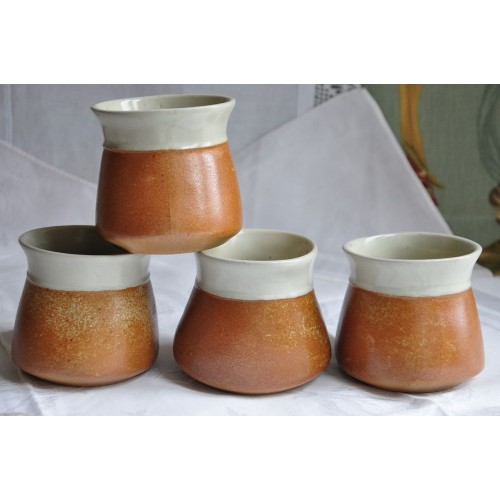 Sial Pottery No Handle Cups or Goblets