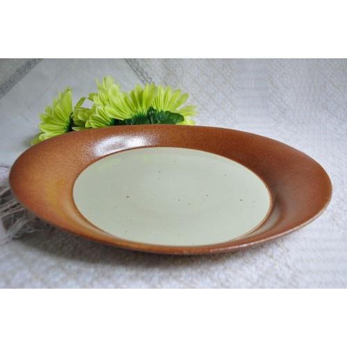 Vintage Sial OVAL Stoneware Serving Platter