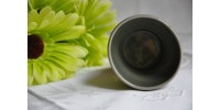 Verre ou gobelet SIAL Oval en grès de 6 cm