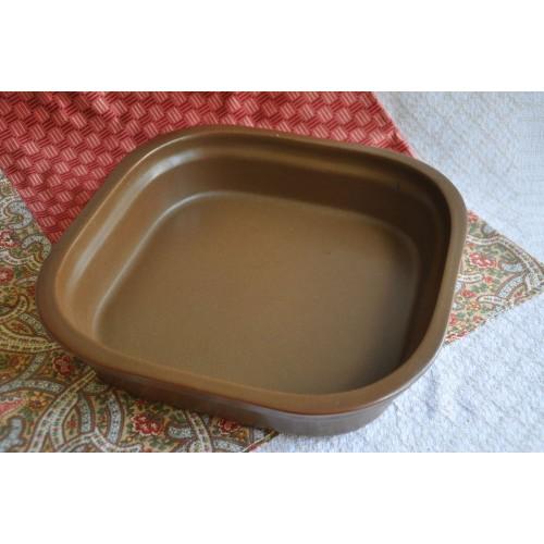 Sial Stoneware Large Square Baking Dish