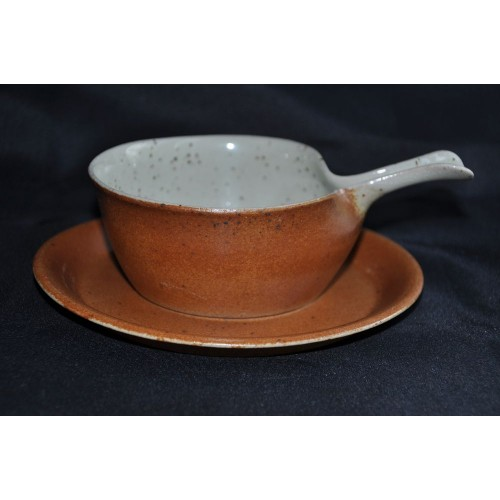Vintage Sial Stoneware Trivet Plates