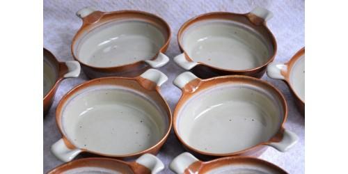 Casseroles individuelles Sial ovales sans couvercle