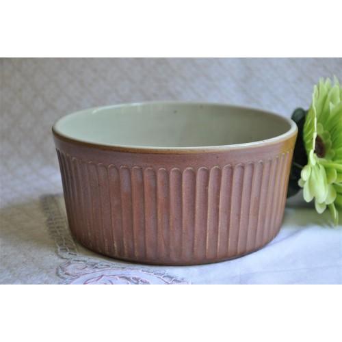Sial Stoneware Souffle Baking Dish
