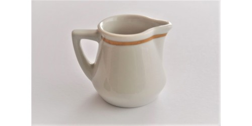 Syracuse China of Canada Creamer or Syrup Pitcher