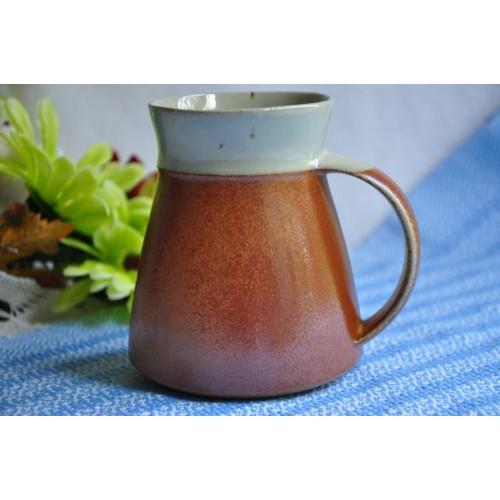 Grand mug ou chope SIAL en grès