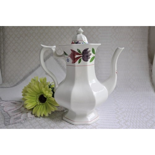 Adams Old Colonial Ironstone Micratex Coffee Pot