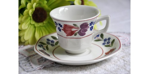 Adams Old Colonial Pattern Demitasse