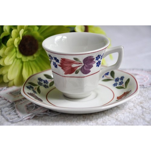 Adams Old Colonial Ironstone Demitasse