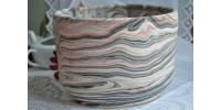 Jardinière en terre cuite Comanche Pottery