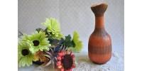 Vase Seta gambero d'Aldo Londi pour Bitossi