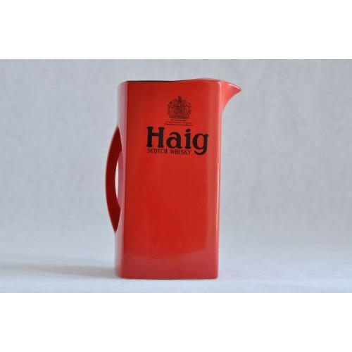 Red Haig Advertising  Carlton Ware Pitcher