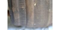 Tonnelet à liqueur en céramique imitation bois