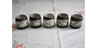 Service à saké japonais Occupied Japan