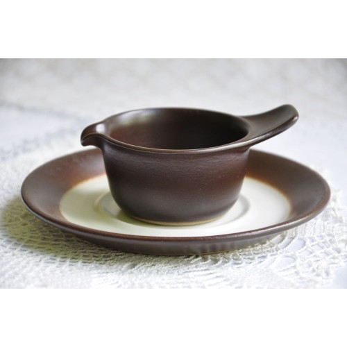 Figgjo Norway Small Creamer with Underplate