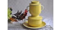 Tasse à café filtre années 50 FRG Limoges