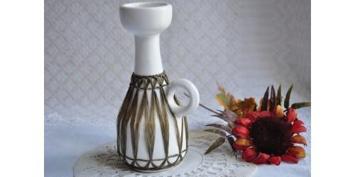 Mid-Century Austrian Gmundner Vase