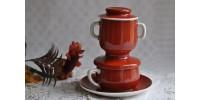 Tasse à café filtre années 50, Limoges