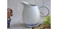 Pichet en céramique Royal Doulton design Terence Conran