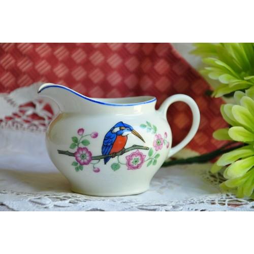 Old S Z & Co Bavaria Porcelain Creamer