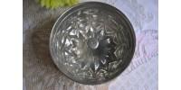 Moule en cuivre étamé pour gâteau ou gelée