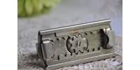 Ouvre-pot en acier à poignée rotative Englund