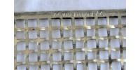 Râpe manuelle plate rectangulaire vintage