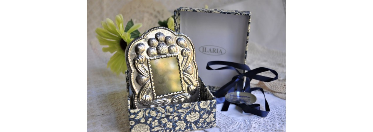 Sterling Silver Ilaria Frame