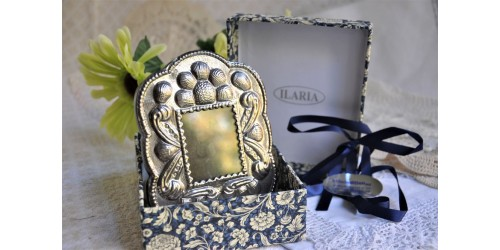 Ilaria .925 Sterling Photo Frame in Original Box