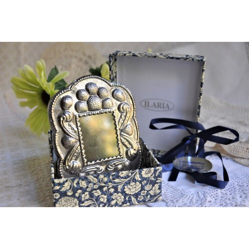 Ilaria .925 Sterling Photo Frame in Original Box