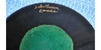 Émaux sur cuivre signés Jules Perrier