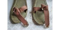 Chaussures d'entraînement en fonte rétro