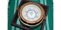 Compas de marine ancien E.S. Ritchie