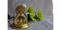 Mini horloge 400 jours mécanique Ergo