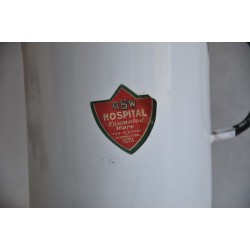 Vintage GSW Canada Labeled Hospital Irrigator
