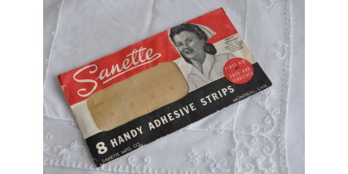 First Aid Adhesive Strips in Sealed Envelope