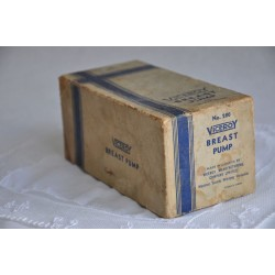 Antique Viceroy Canada Breast Pump in Original Box