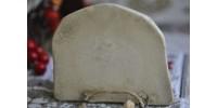 Petite tablette d'applique ancienne en plâtre