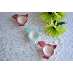 Baby Chick Shaped Egg Cup or Egg Holder