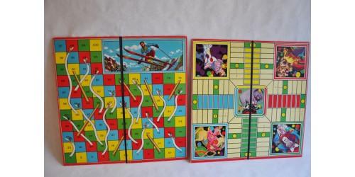 Boîte de 4 jeux de société Copp Clark Co. Canada