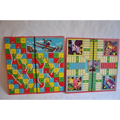Vintage Copp Clark « 4 Popular Games » Canada