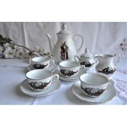 Roehler Collection Kahla Child's Tea Set